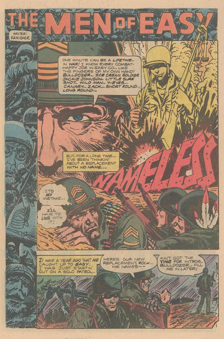 Read online Sgt. Rock comic -  Issue #356 - 24