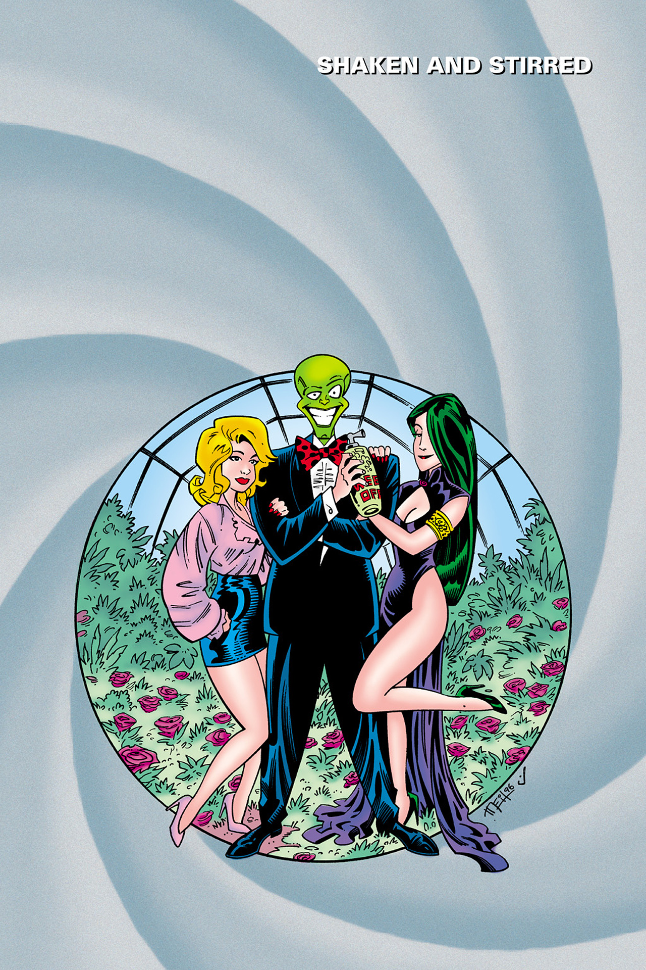 Read online Adventures Of The Mask Omnibus comic -  Issue #Adventures Of The Mask Omnibus Full - 254