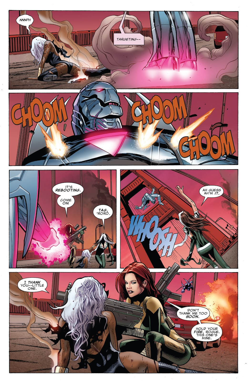 Read online X-Men: Second Coming comic -  Issue # _TPB (Part 3) - 80