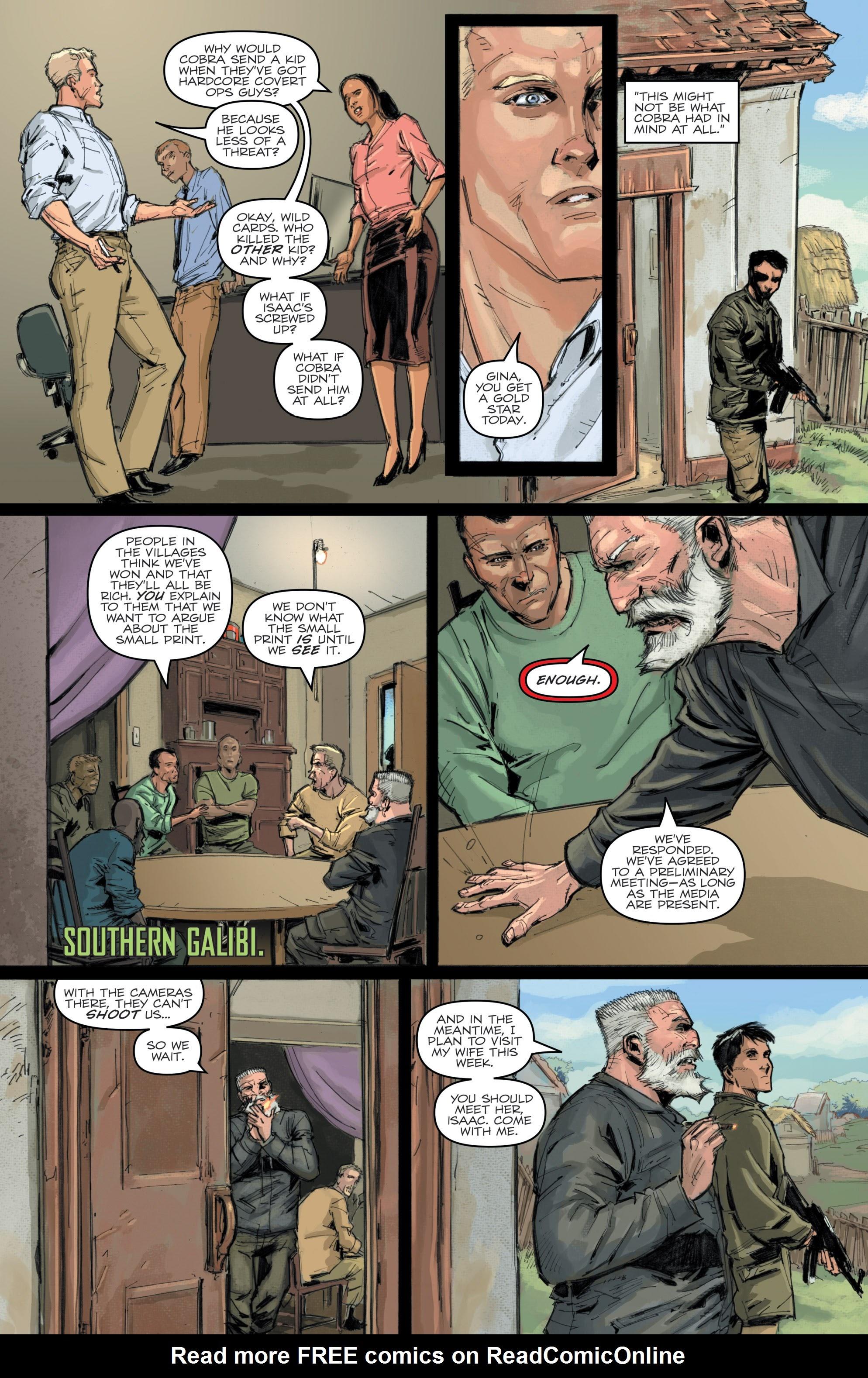 G.I. Joe (2014) #_TPB_2 #10 - English 37