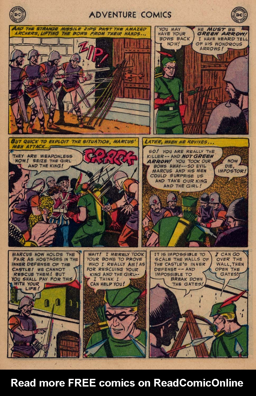 Read online Adventure Comics (1938) comic -  Issue #198 - 38