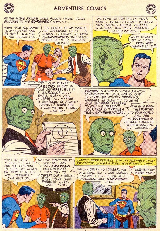 Read online Adventure Comics (1938) comic -  Issue #270 - 10
