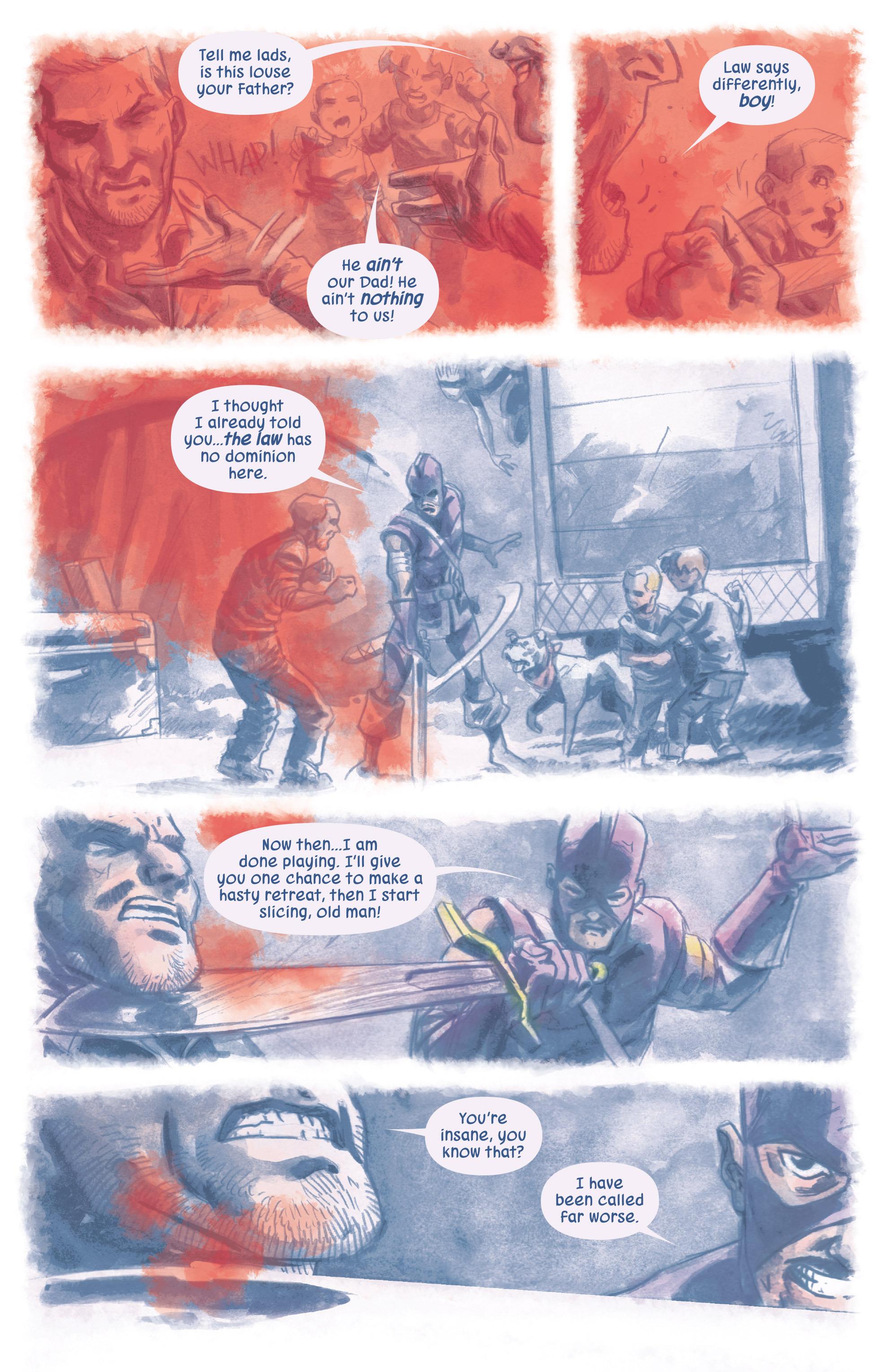 Read online All-New Hawkeye (2015) comic -  Issue #2 - 13