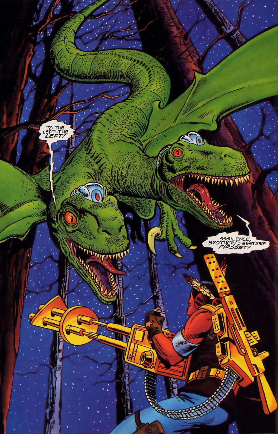 Read online Turok, Dinosaur Hunter (1993) comic -  Issue #18 - 12