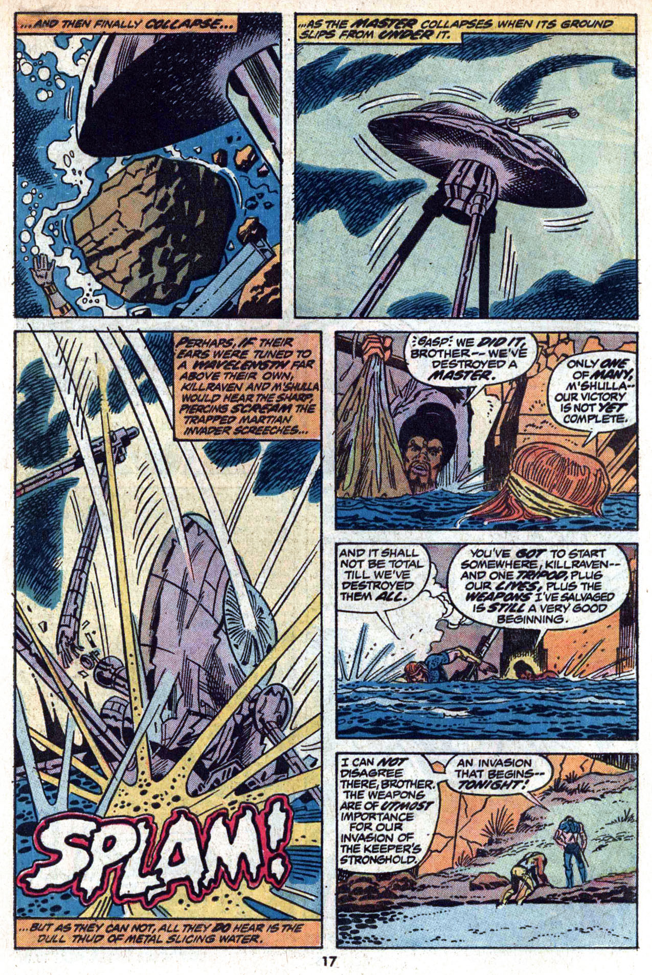 Read online Amazing Adventures (1970) comic -  Issue #20 - 19