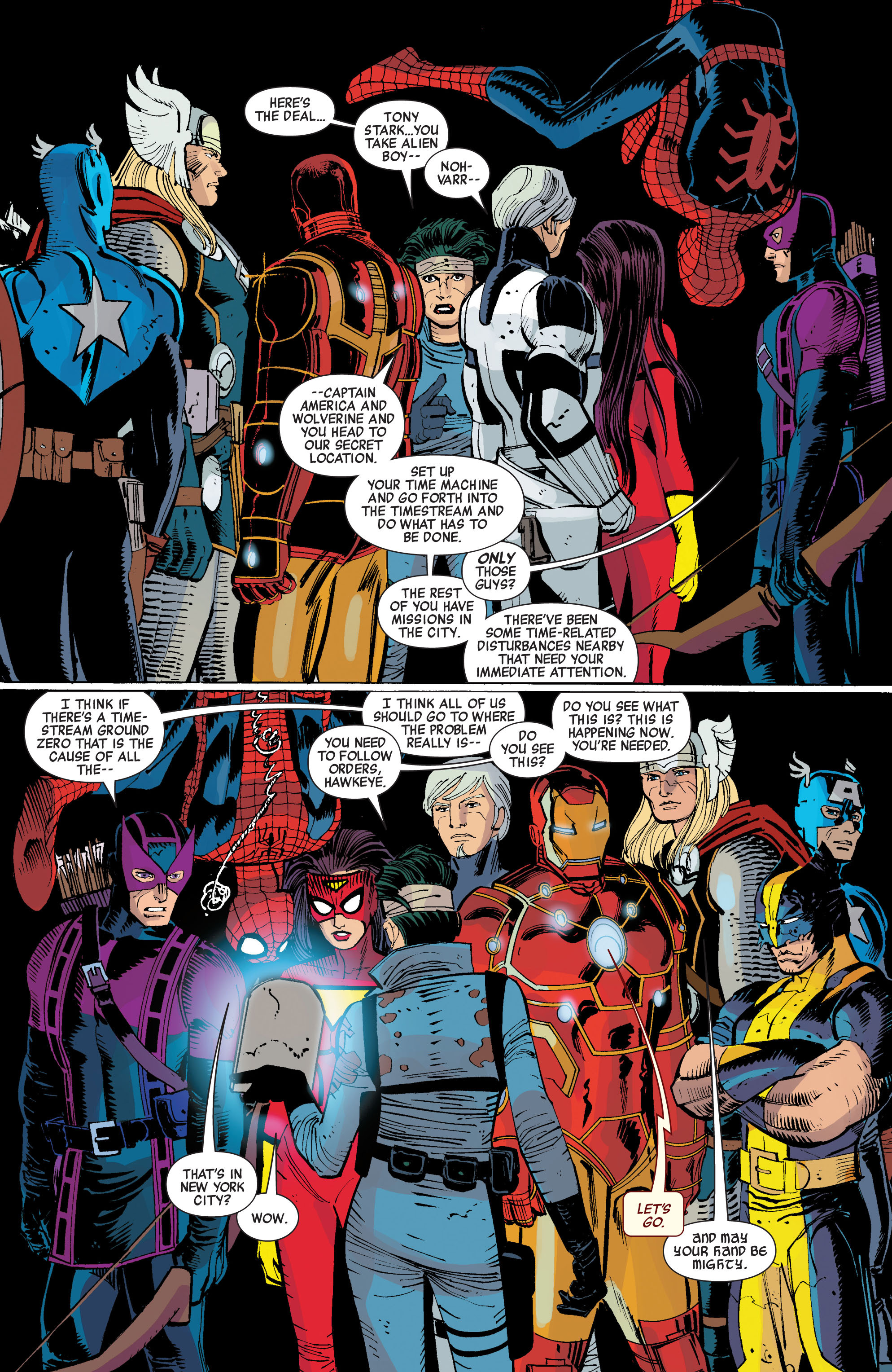 Read online Avengers (2010) comic -  Issue #3 - 20