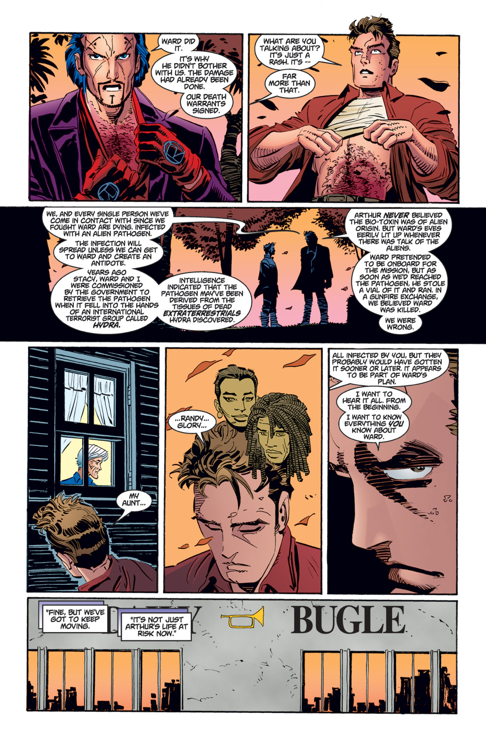 The Amazing Spider-Man (1999) 24 Page 10