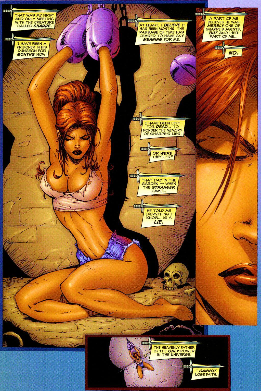 Read online Avengelyne (1999) comic -  Issue #Avengelyne (1999) Full - 14
