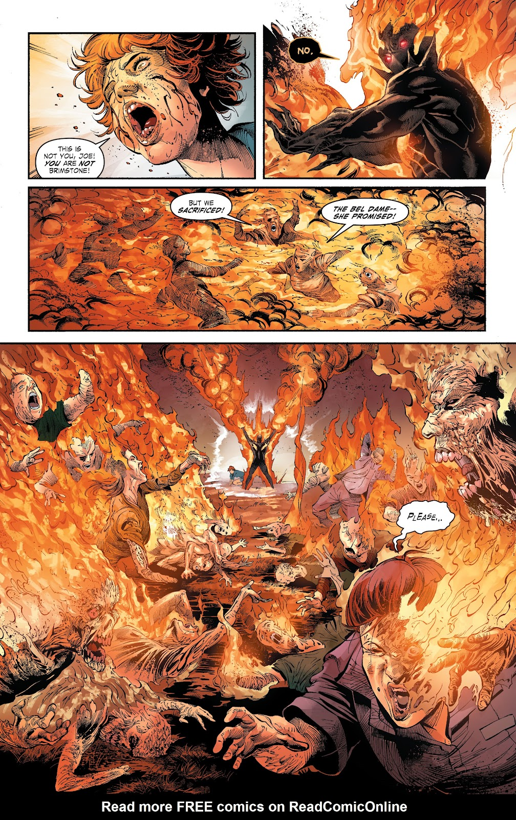 Read online The Curse of Brimstone: Ashes comic -  Issue # TPB (Part 1) - 66