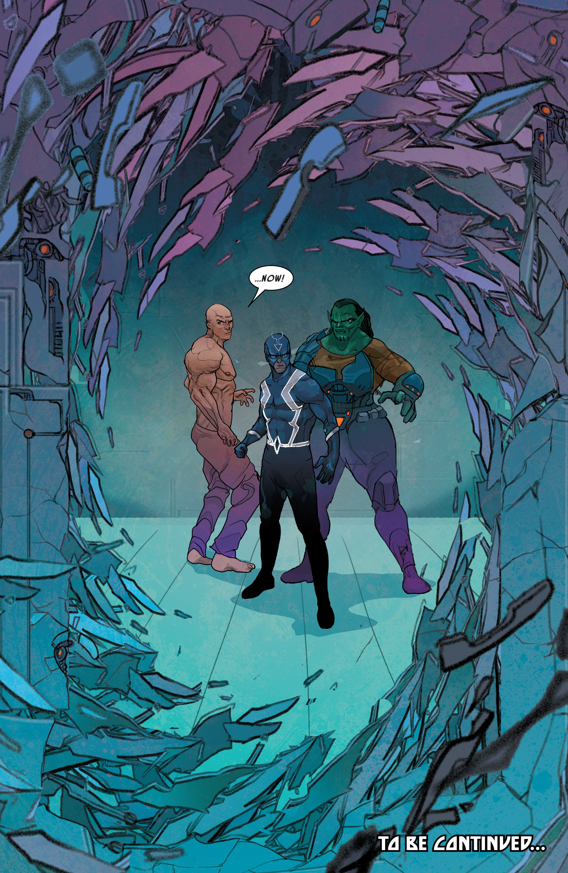 Read online Black Bolt comic -  Issue #2 - 22