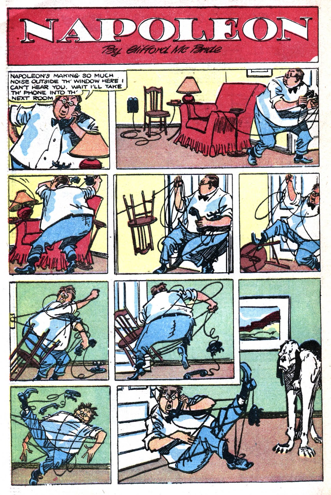 Read online Famous Funnies comic -  Issue #128 - 46