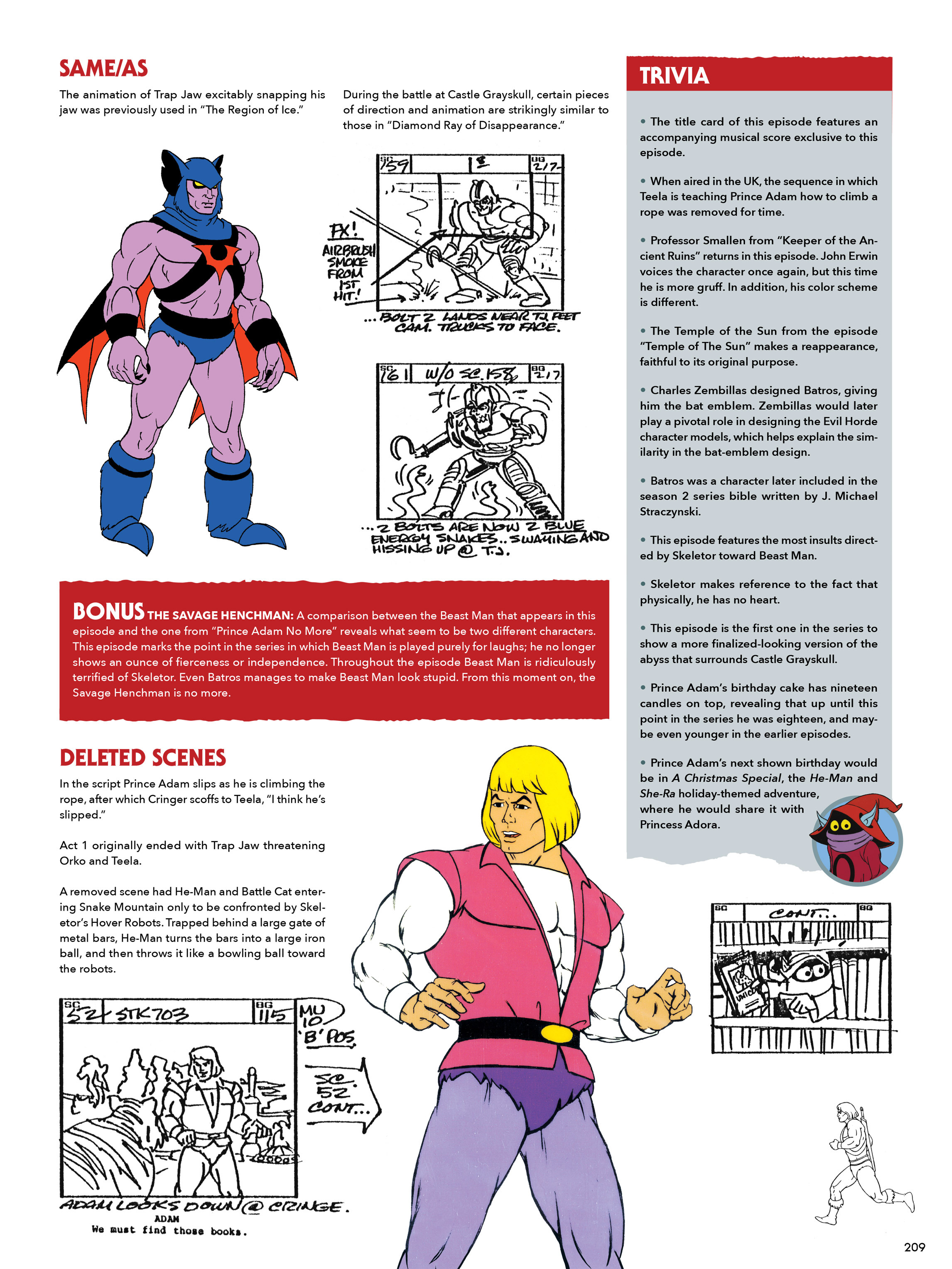 Read online He-Man and She-Ra: A Complete Guide to the Classic Animated Adventures comic -  Issue # TPB (Part 2) - 10
