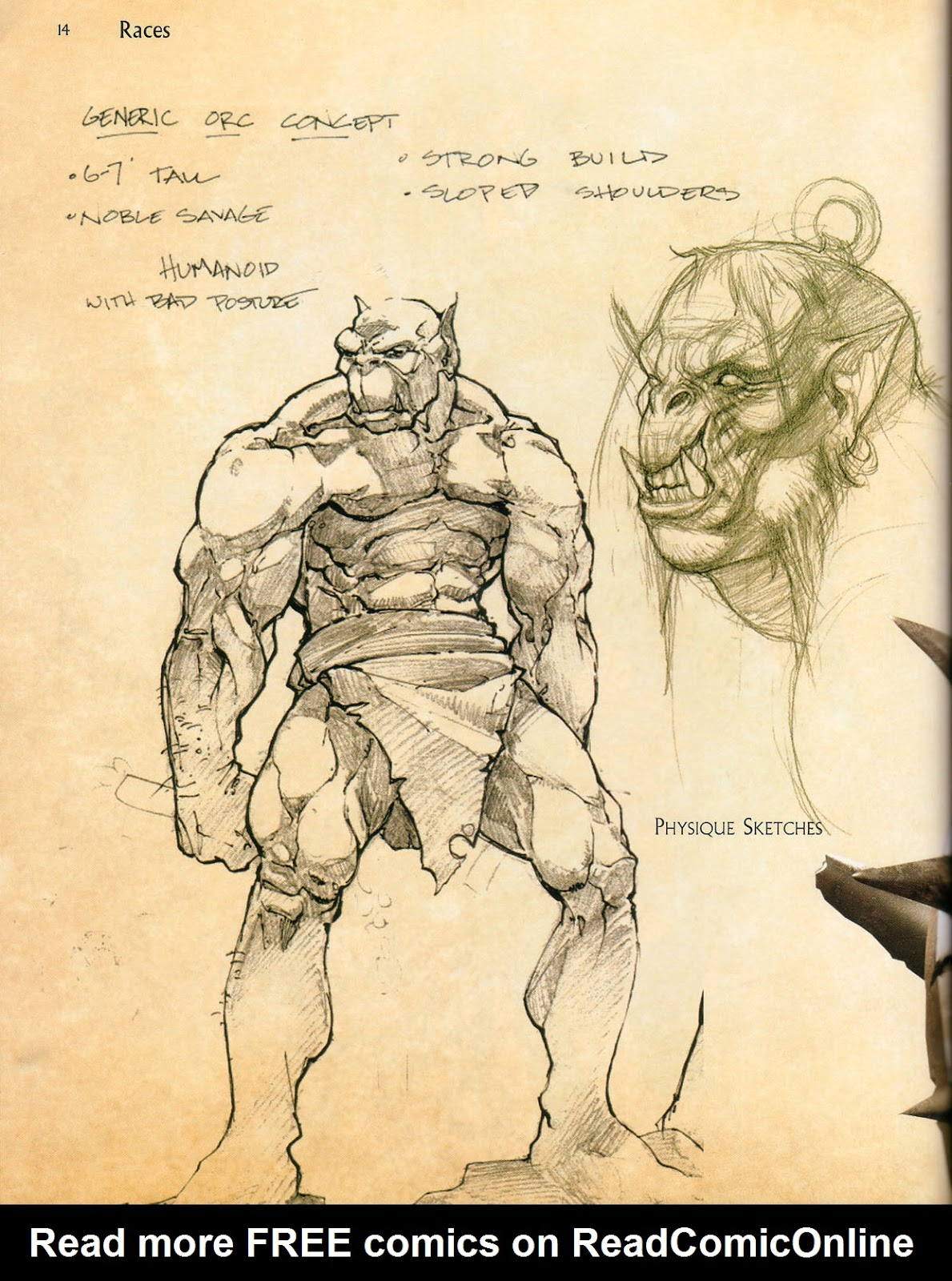 Comic The Art Of World Of Warcraft Issue 1