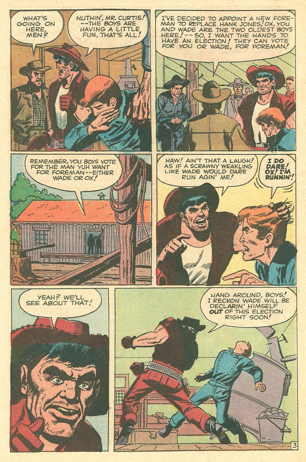 Read online Two-Gun Kid comic -  Issue #105 - 31