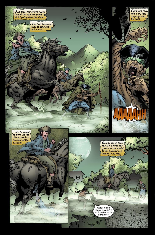 Read online Treasure Island comic -  Issue #2 - 5