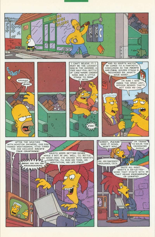 Read online Simpsons Comics comic -  Issue #41 - 9