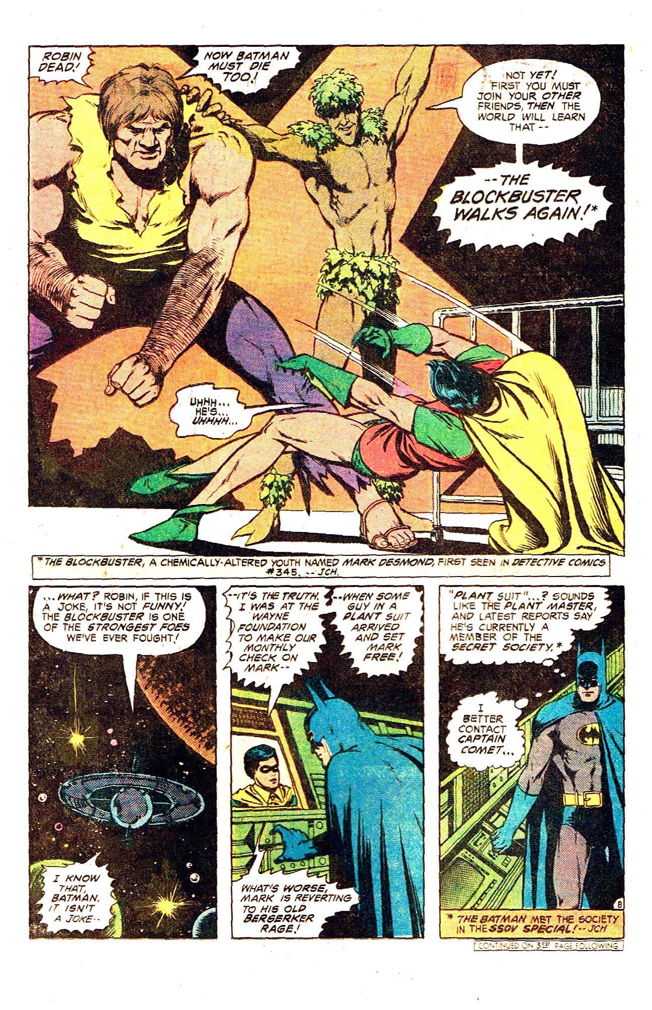 Read online Secret Society of Super-Villains comic -  Issue #12 - 12