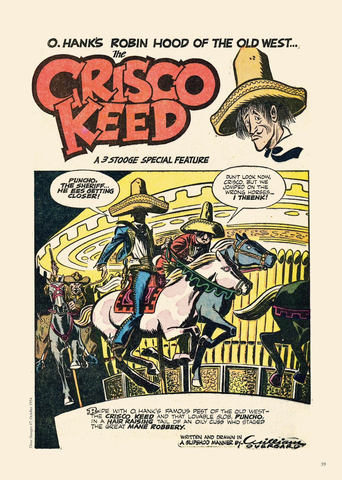 Read online Sincerest Form of Parody: The Best 1950s MAD-Inspired Satirical Comics comic -  Issue # TPB (Part 1) - 40