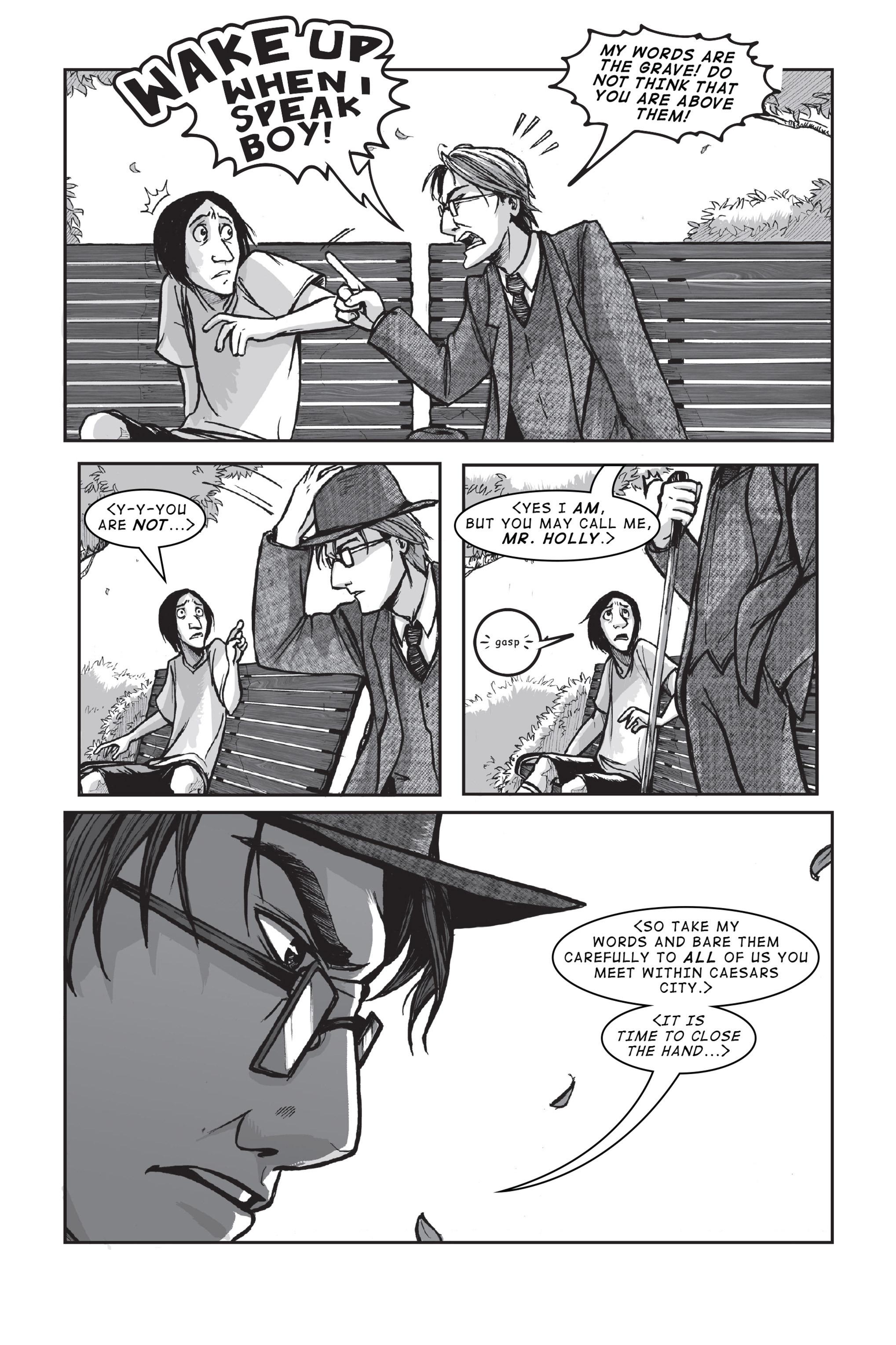 Read online American Dark Age comic -  Issue #1 - 18