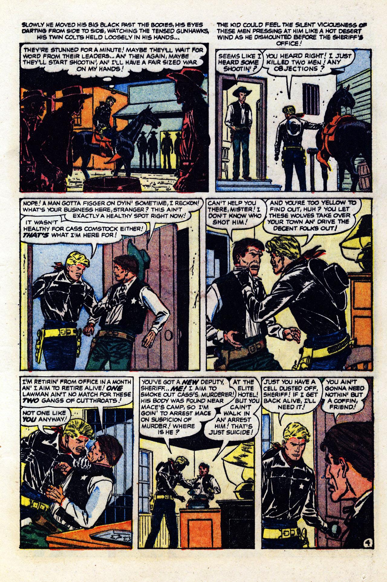 Read online Two-Gun Kid comic -  Issue #12 - 14