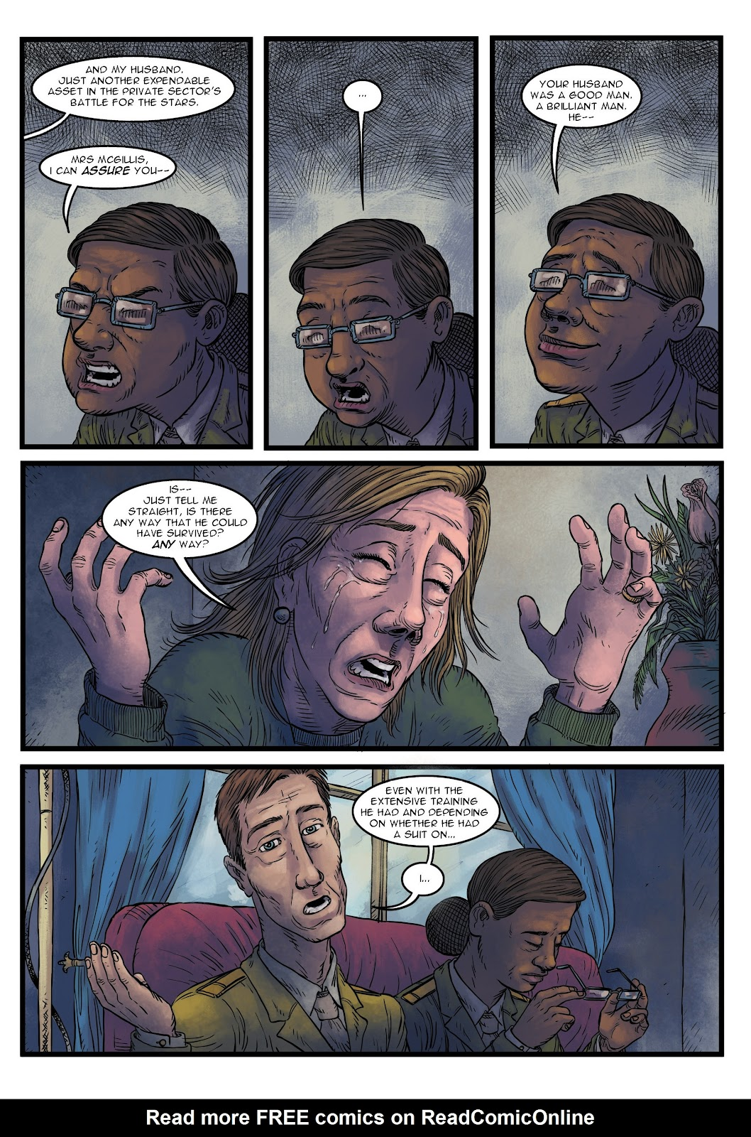 Read online Impossible comic -  Issue # TPB - 58