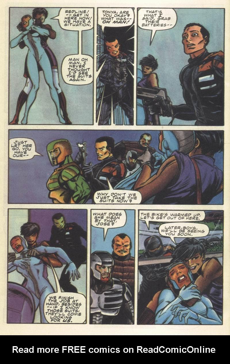 Read online Secret Weapons comic -  Issue #14 - 19