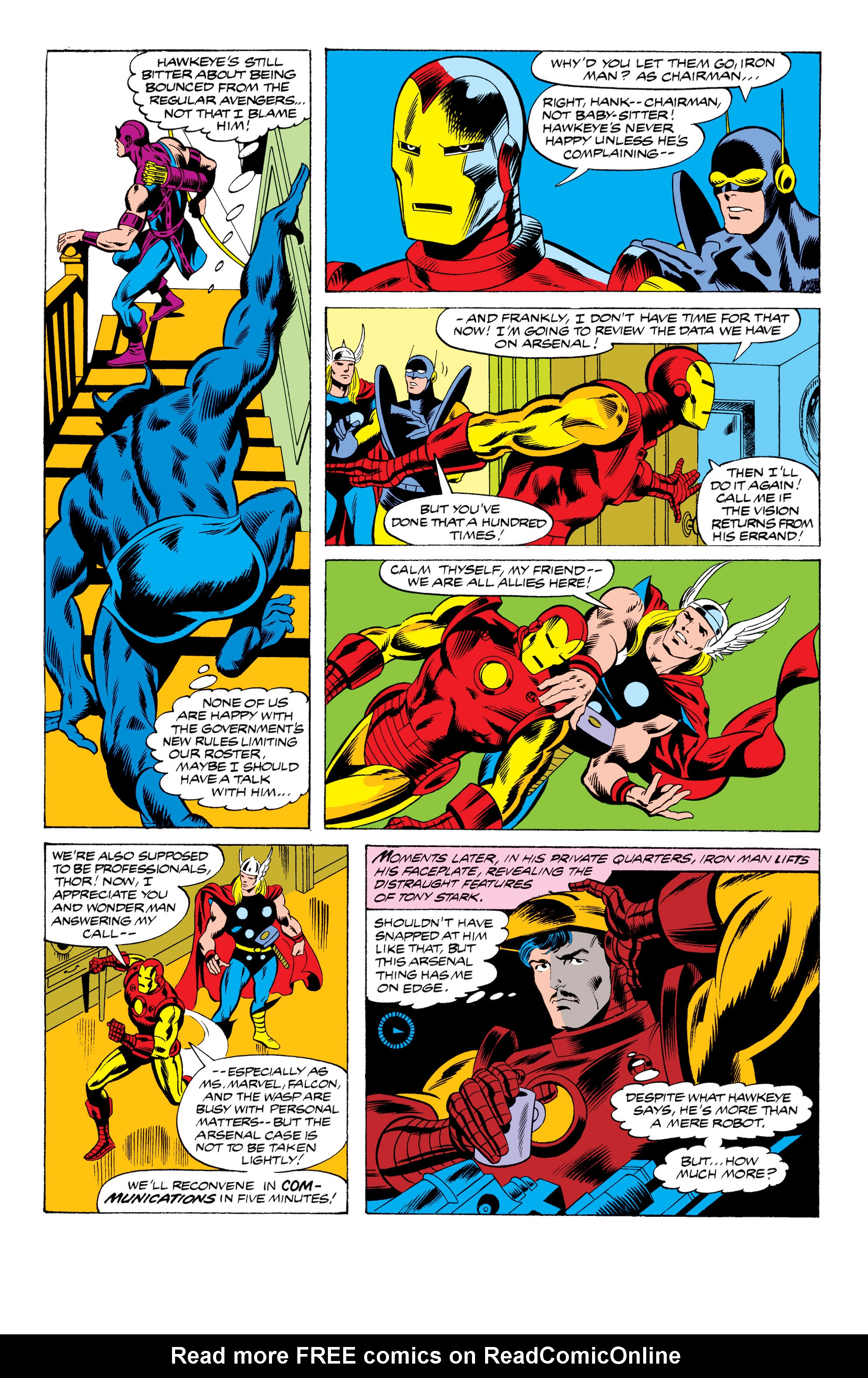 The Avengers (1963) _Annual_9 Page 4