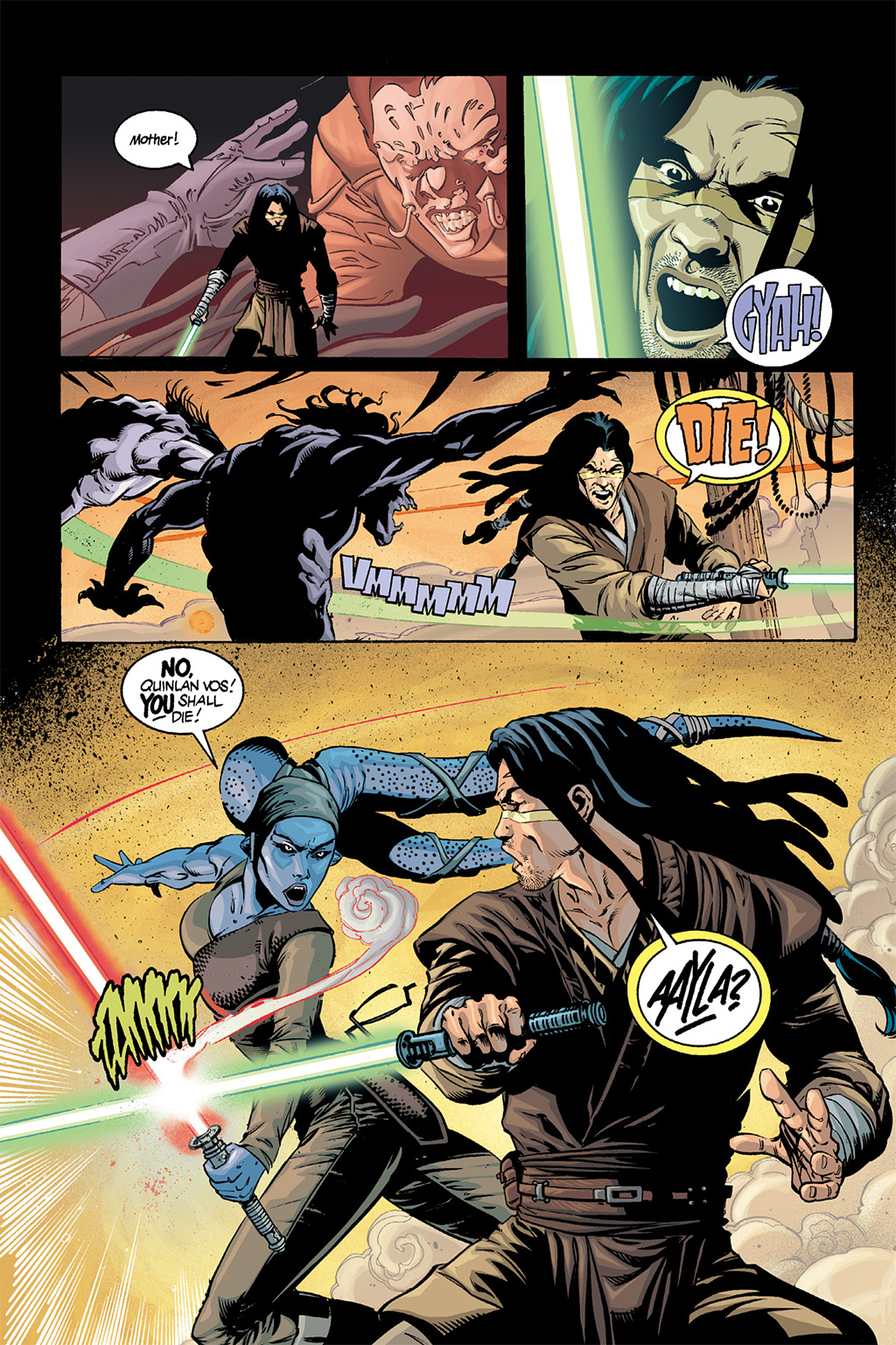 Read online Star Wars Omnibus comic -  Issue # Vol. 15 - 232