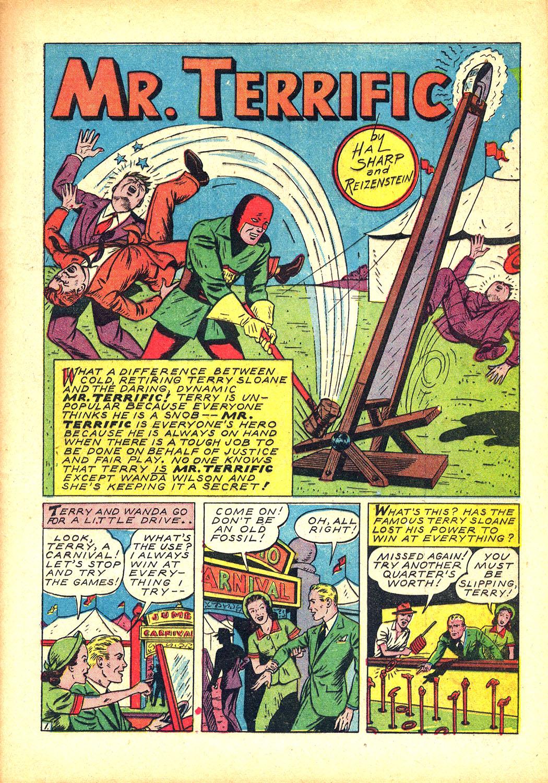 Read online Sensation (Mystery) Comics comic -  Issue #8 - 25
