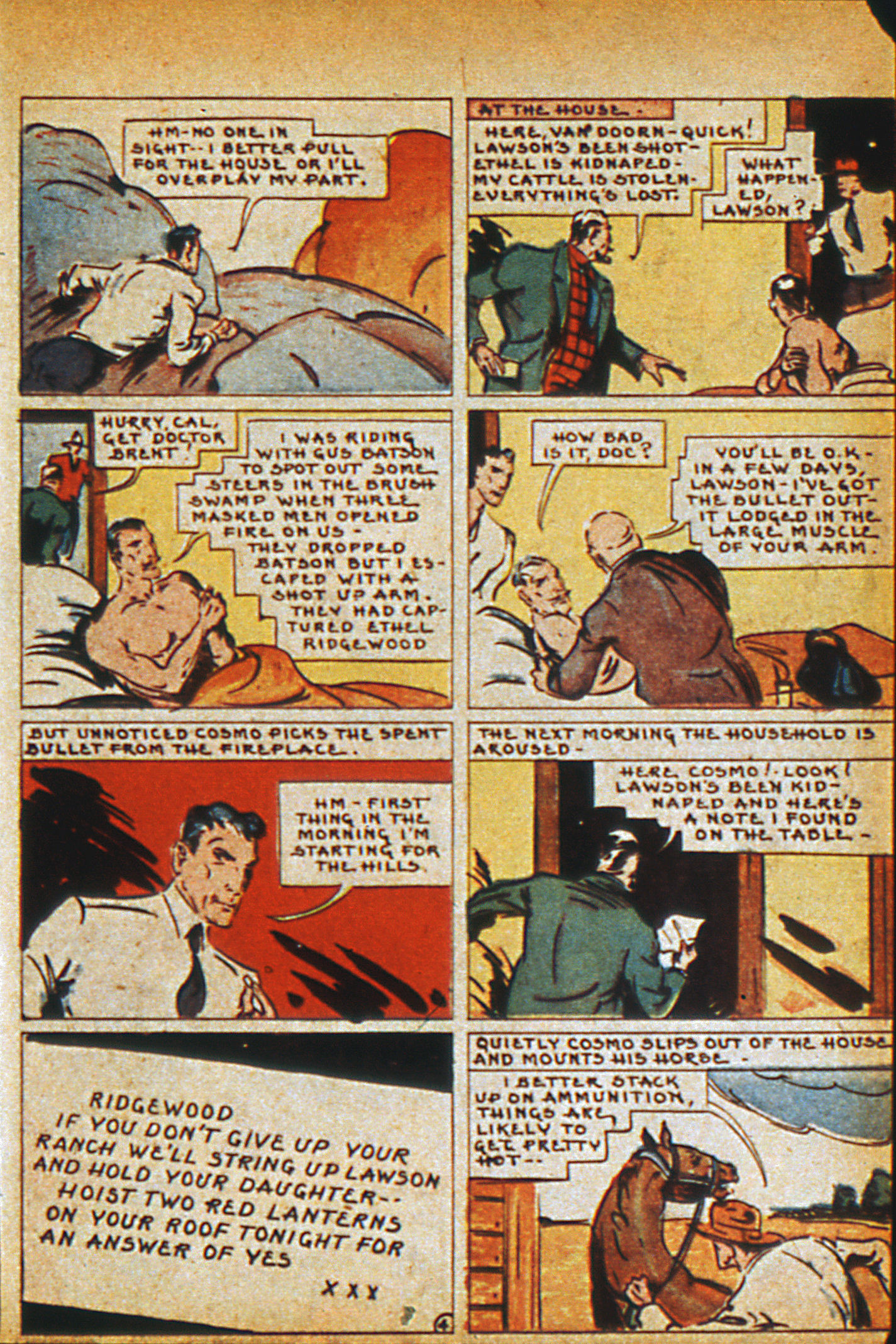 Read online Detective Comics (1937) comic -  Issue #36 - 45
