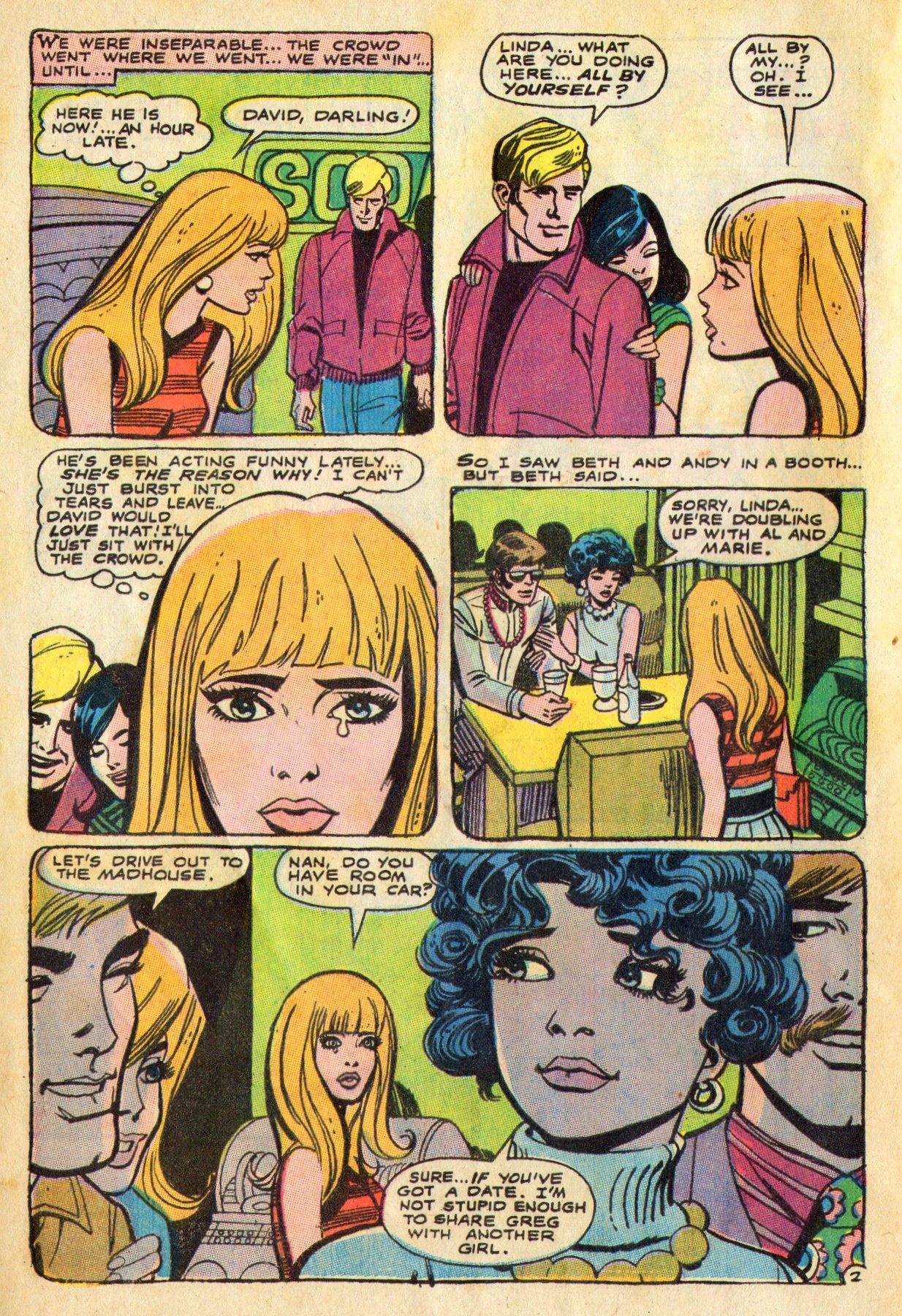 Read online Secret Hearts comic -  Issue #136 - 4