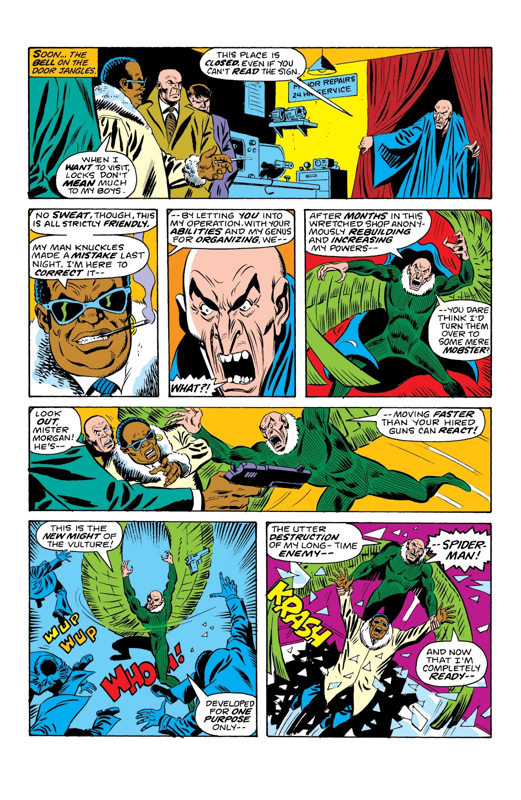 Read online Marvel Masterworks: The Spectacular Spider-Man comic -  Issue # TPB (Part 1) - 68