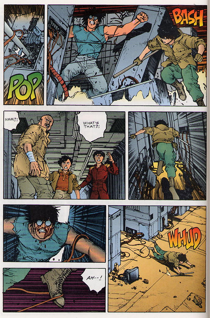 Read online Akira comic -  Issue #26 - 21