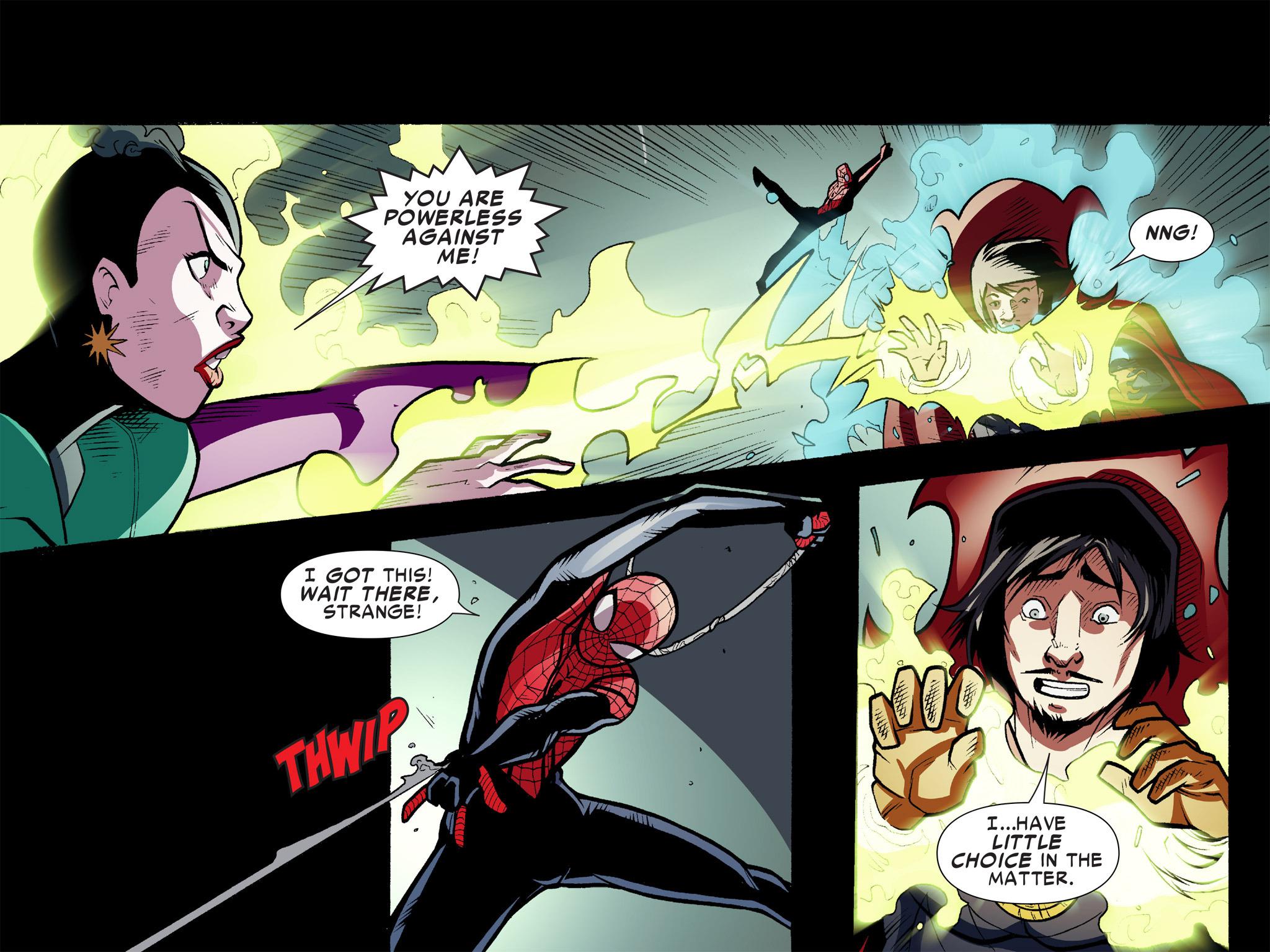 Read online Ultimate Spider-Man (Infinite Comics) (2016) comic -  Issue #10 - 35