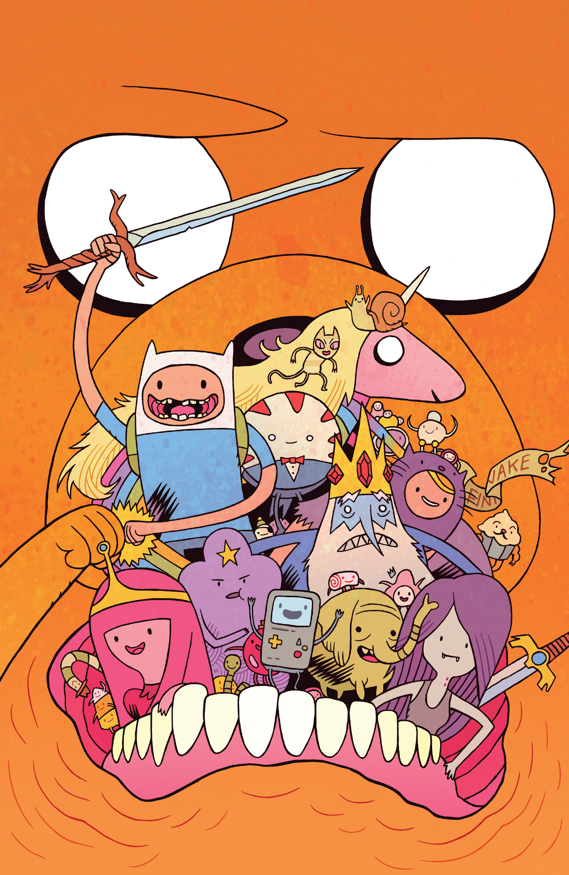 Read online Adventure Time comic -  Issue #6 - 3