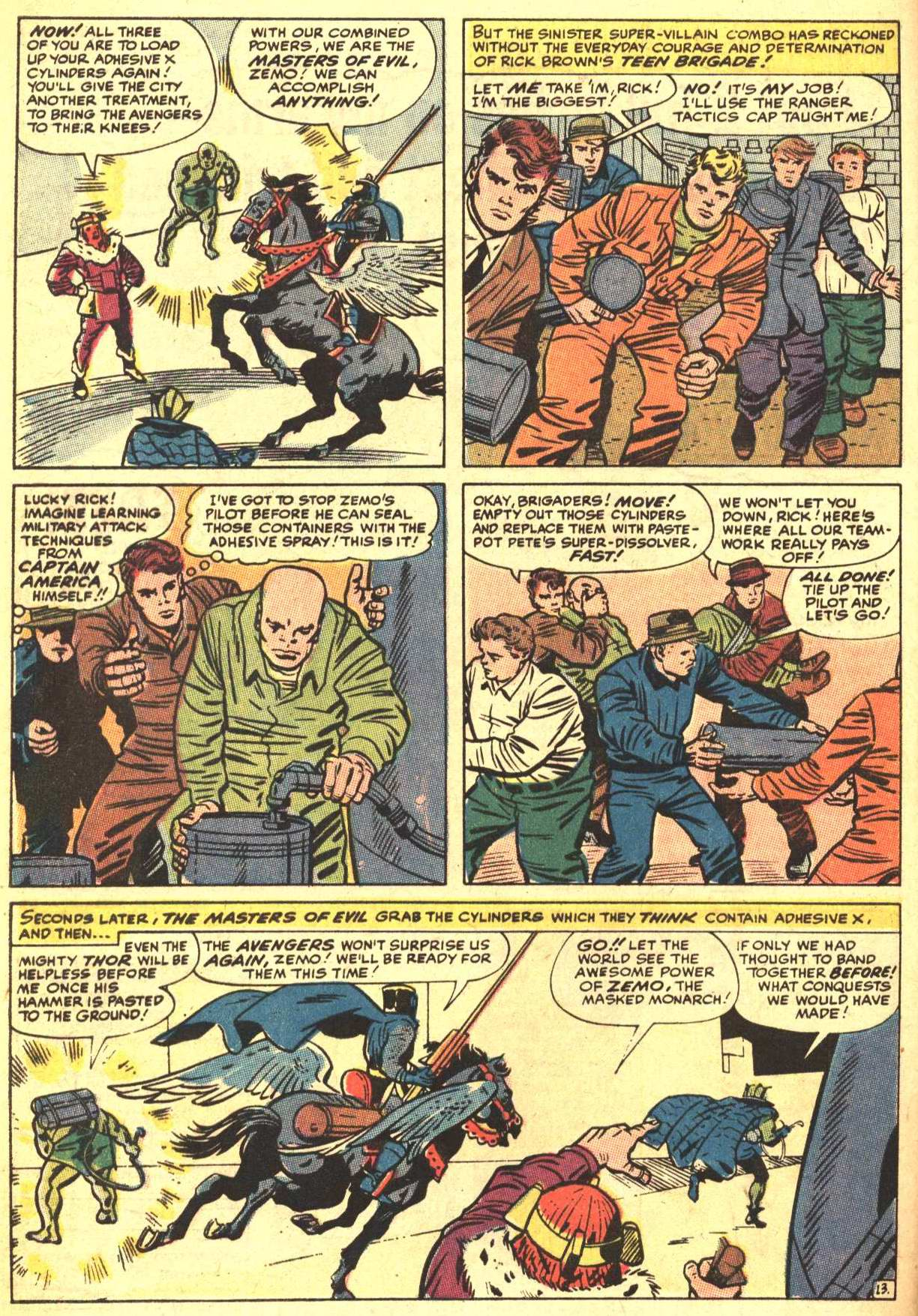The Avengers (1963) 6 Page 13