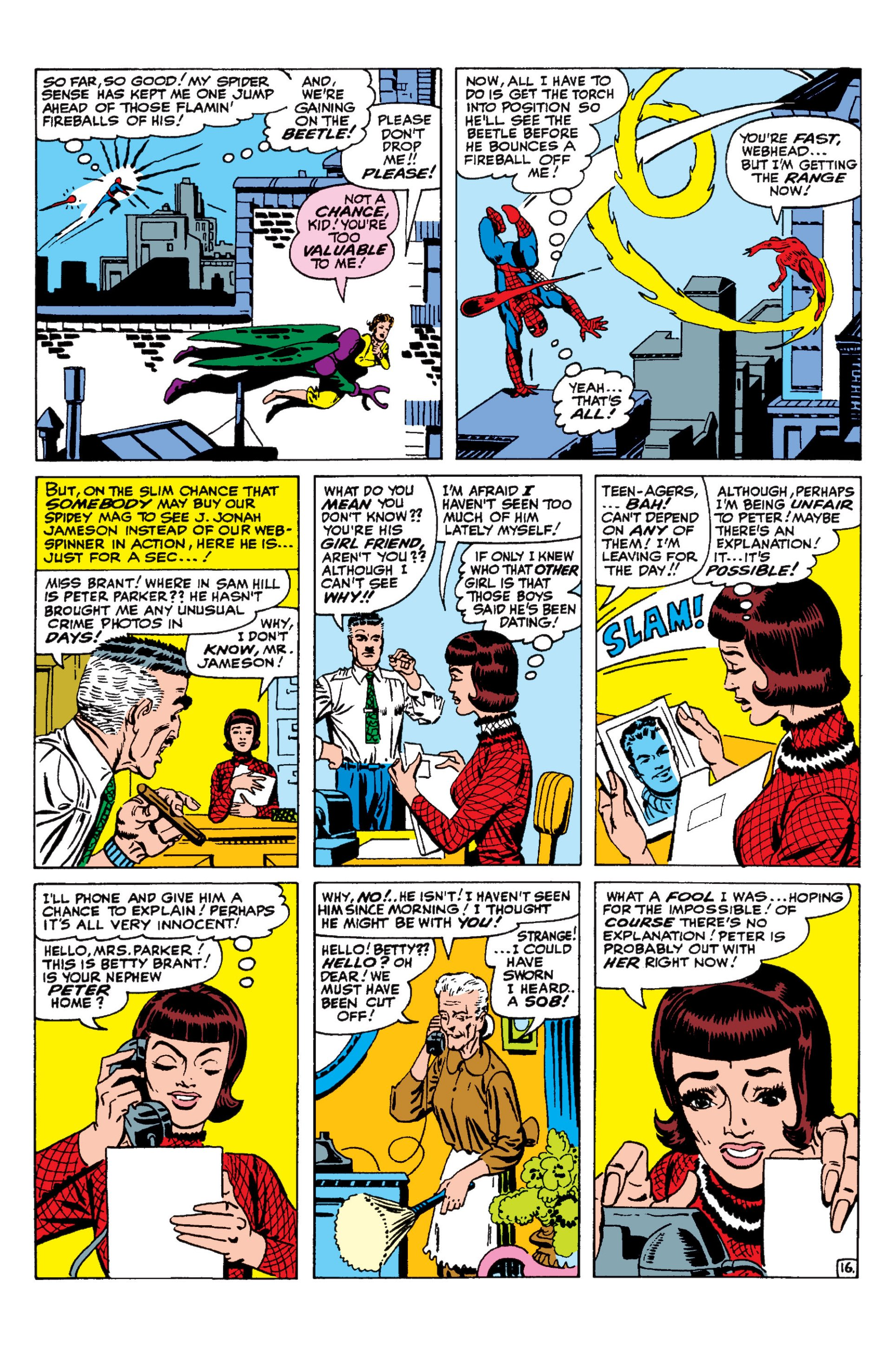 The Amazing Spider-Man (1963) 21 Page 16