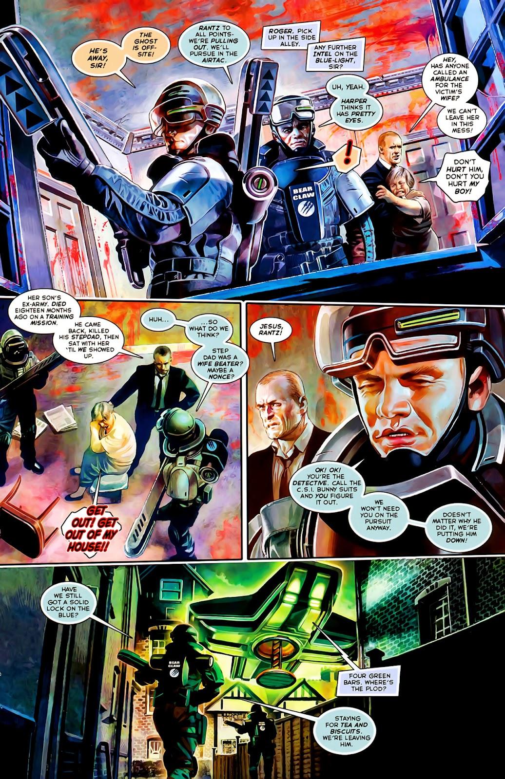 Read online After Dark comic -  Issue #0 - 22