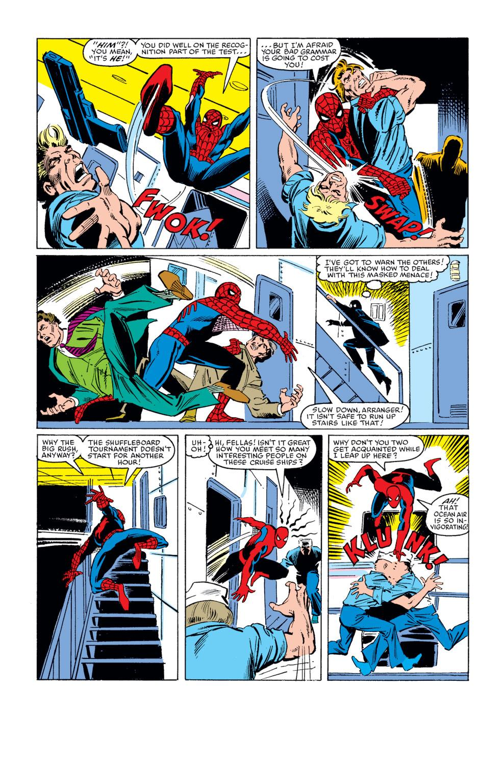 The Amazing Spider-Man (1963) 268 Page 18