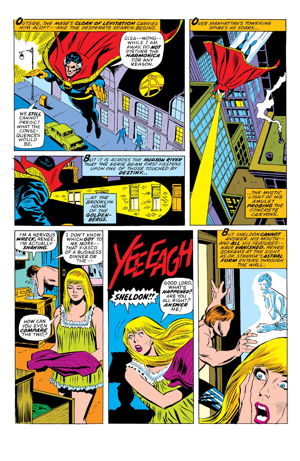 Read online Marvel Two-In-One Epic Collection: Cry Monster comic -  Issue # TPB (Part 2) - 52