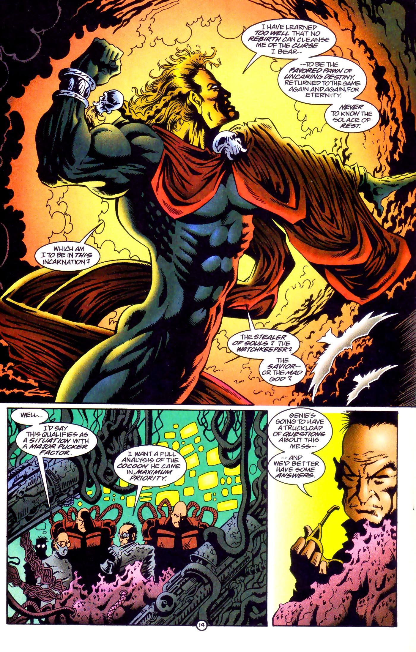 Read online Rune (1995) comic -  Issue #1 - 15