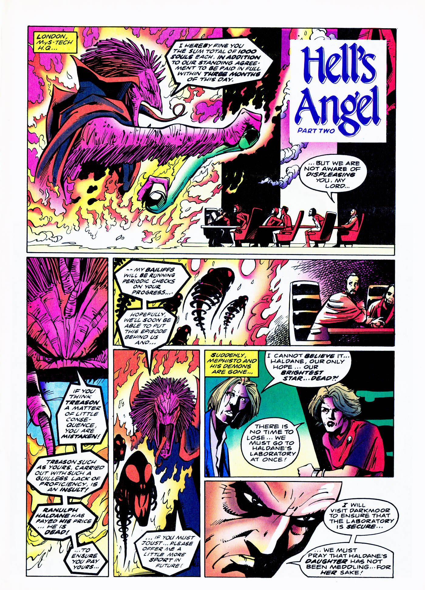 Read online Overkill comic -  Issue #2 - 3