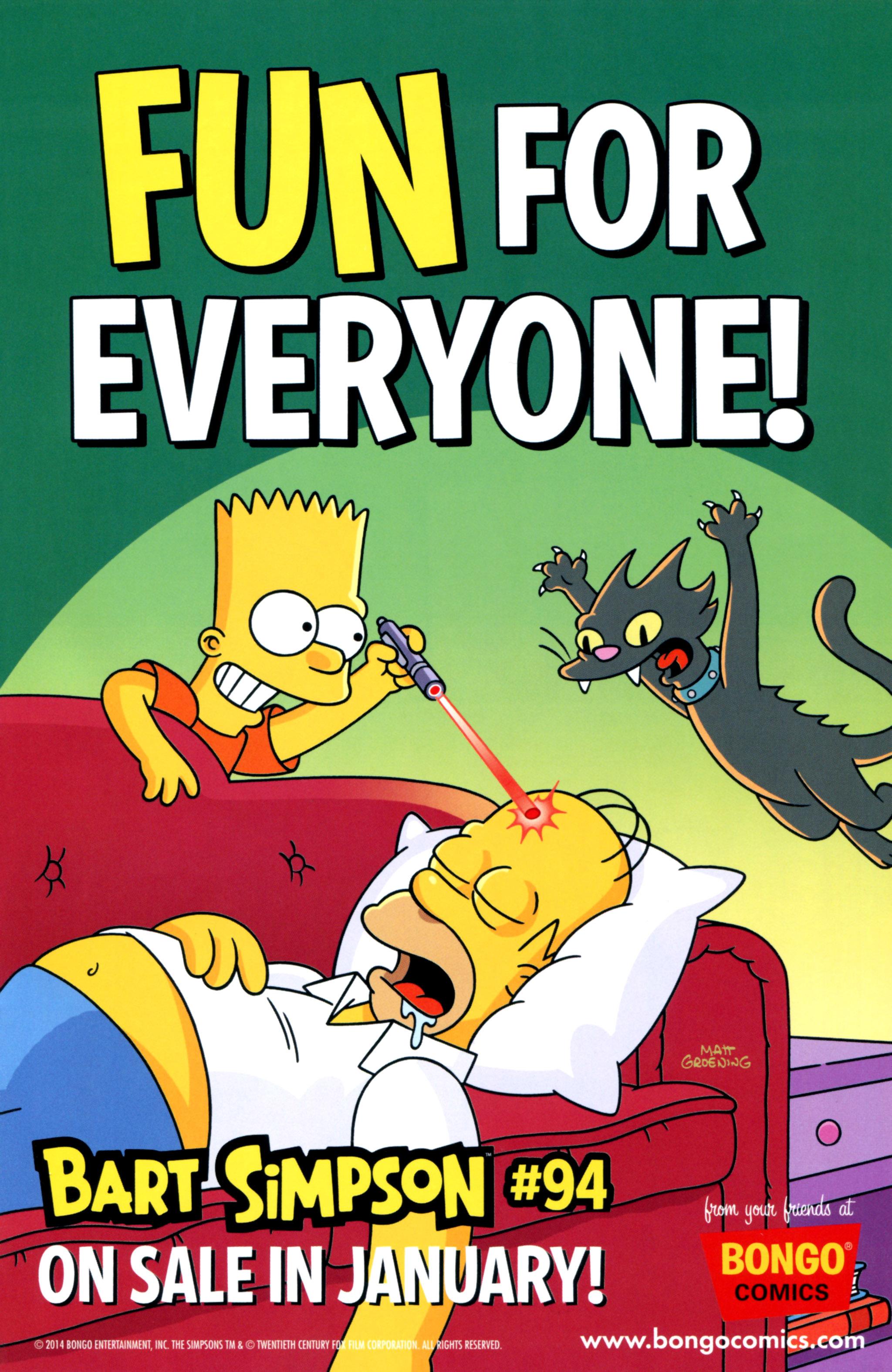 Read online Simpsons Comics comic -  Issue #217 - 13