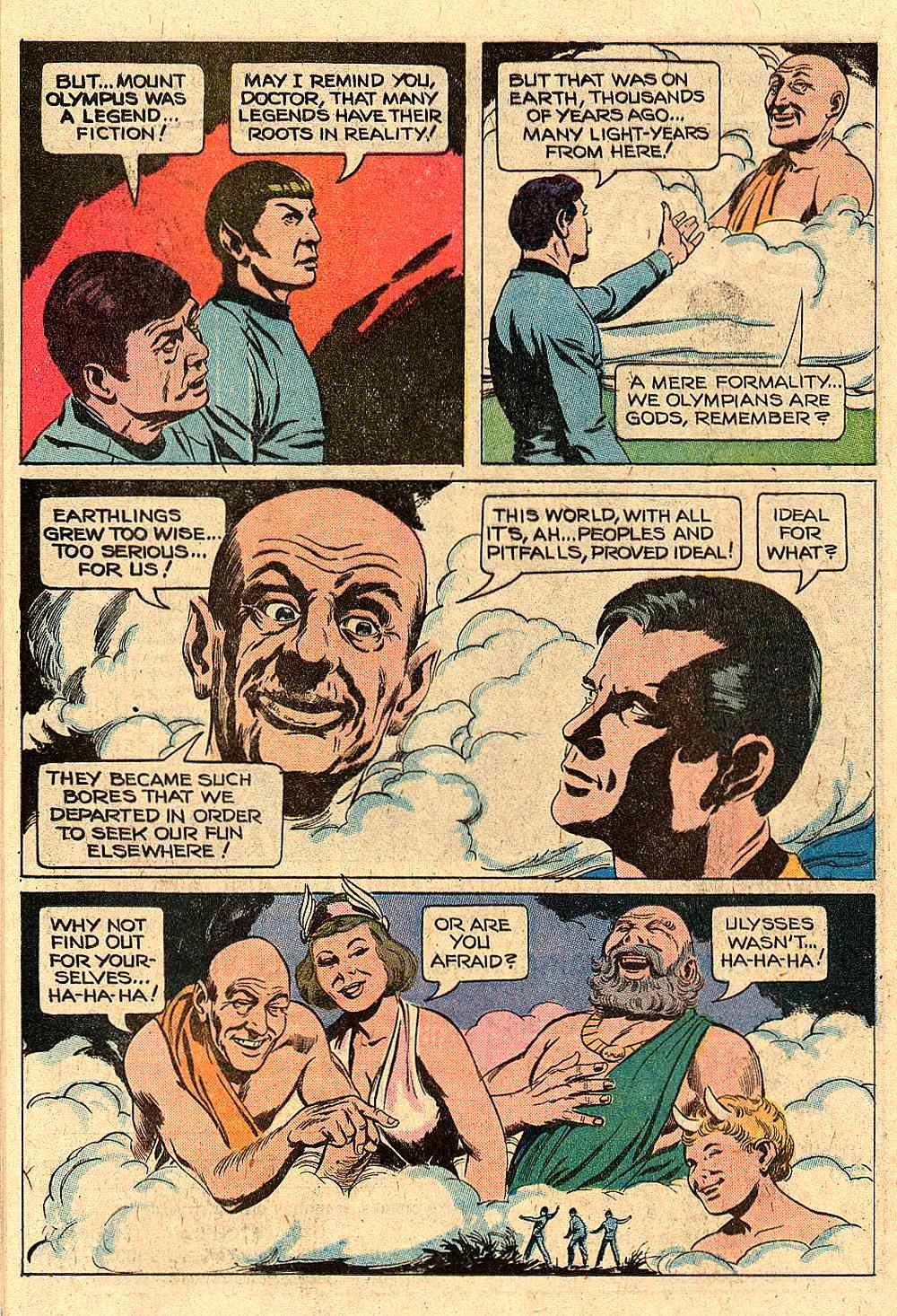 Star Trek (1967) issue 53 - Page 14