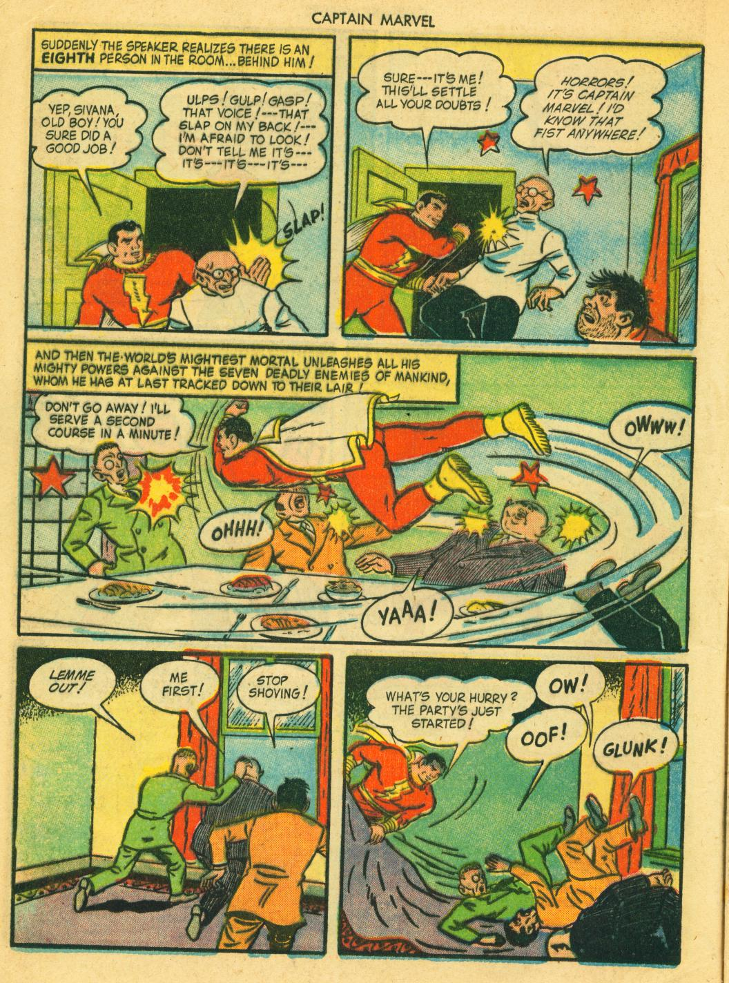 Captain Marvel Adventures issue 41 - Page 16
