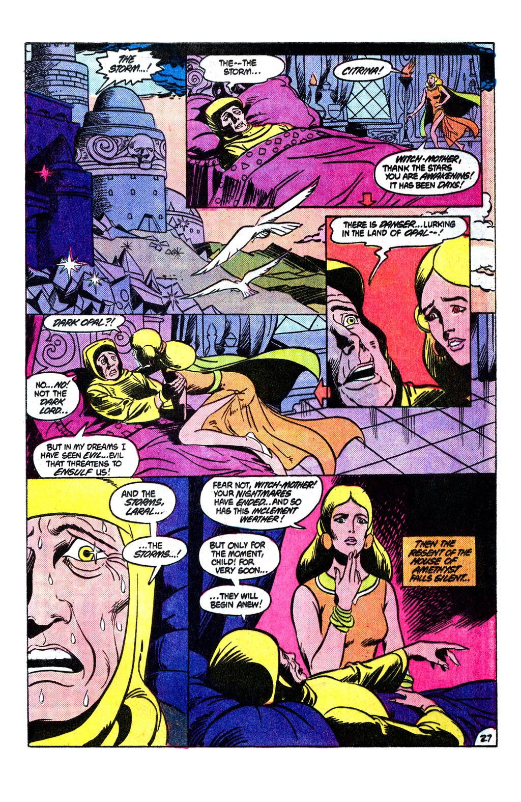 Read online Amethyst, Princess of Gemworld comic -  Issue # _Annual 1 - 28