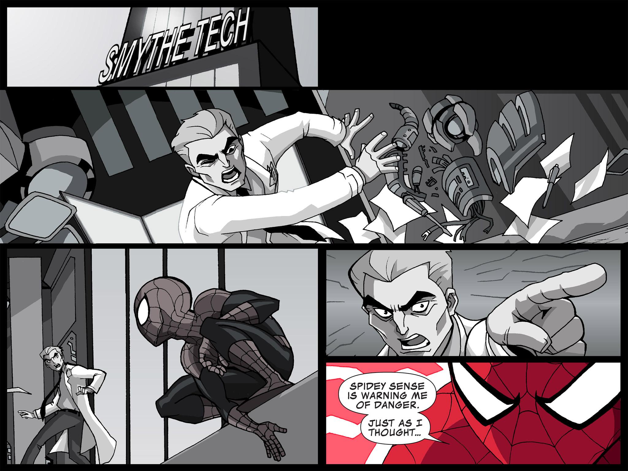 Read online Ultimate Spider-Man (Infinite Comics) (2015) comic -  Issue #4 - 30