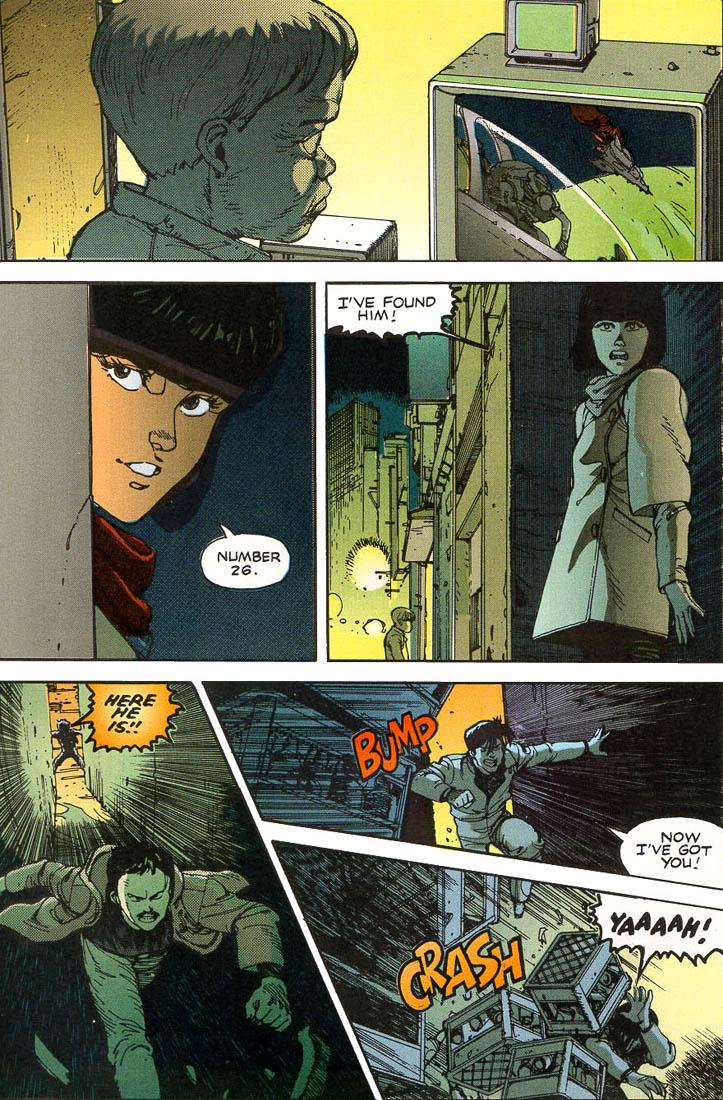 Read online Akira comic -  Issue #1 - 41