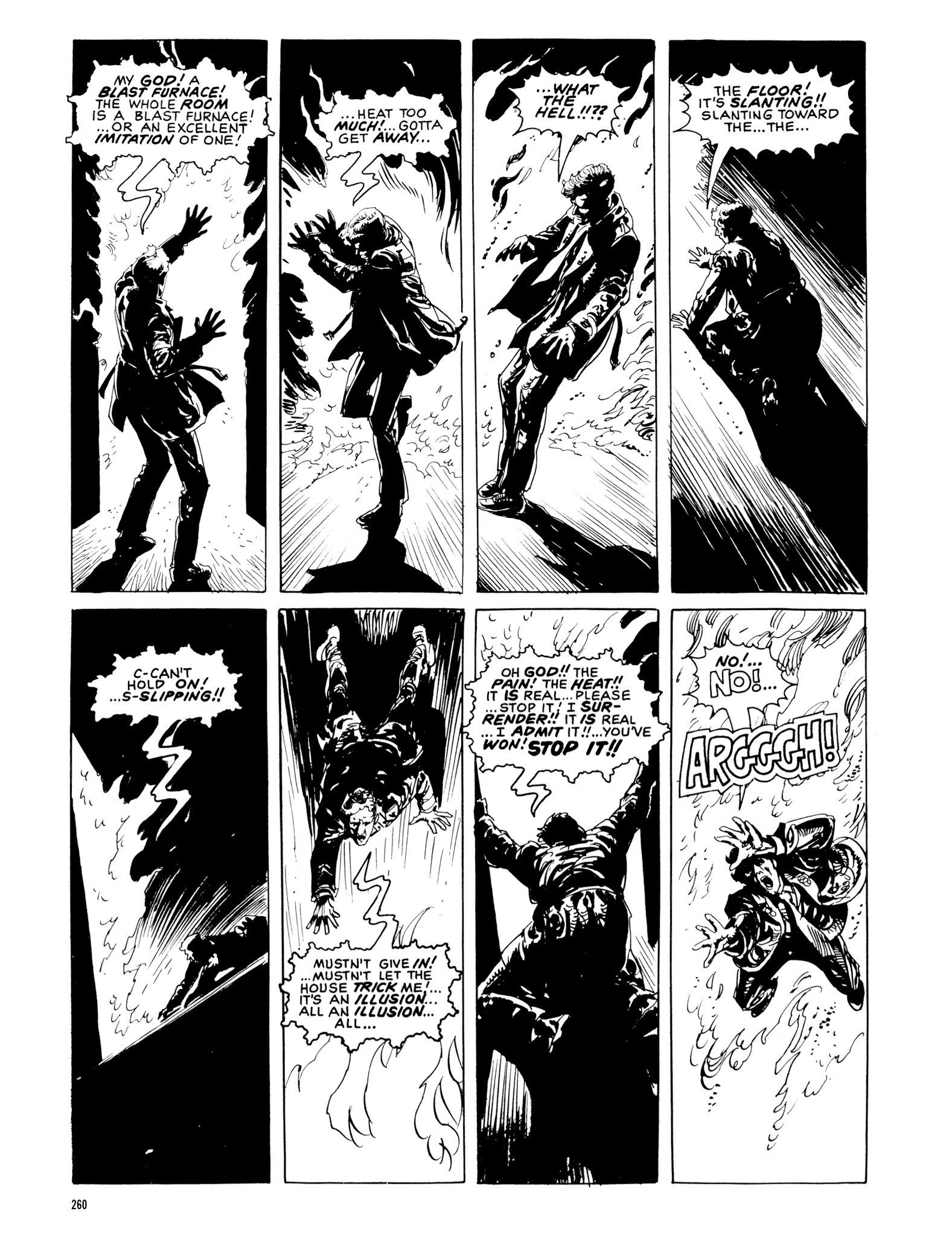Read online Eerie Archives comic -  Issue # TPB 20 - 260