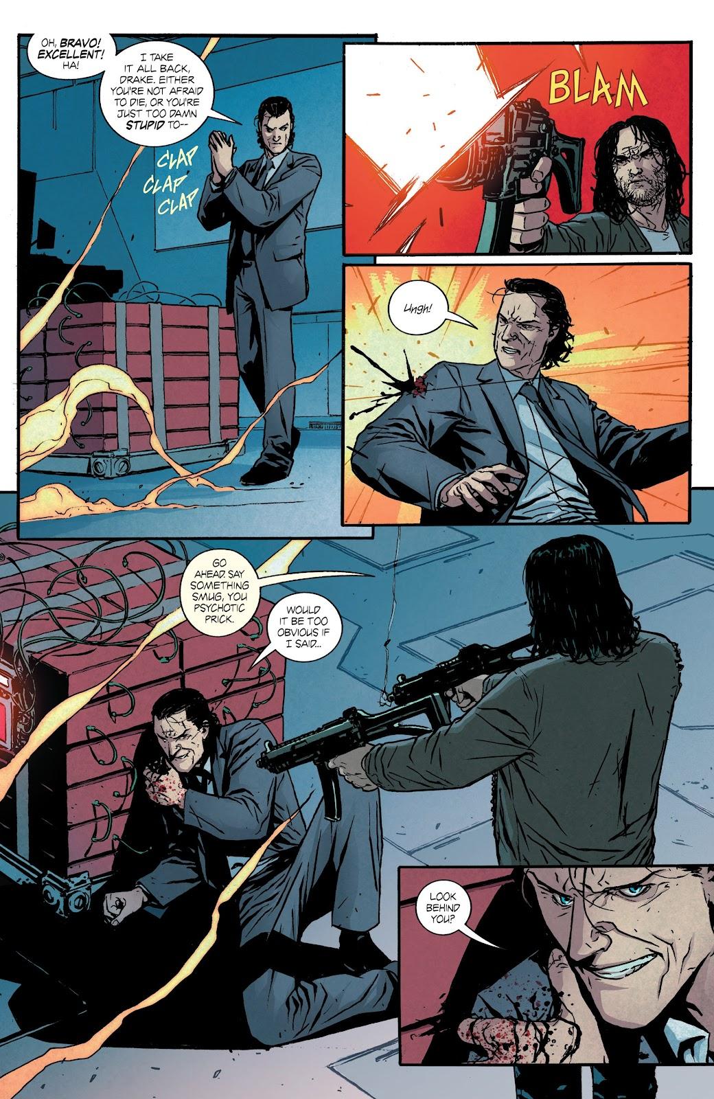 Read online Hardcore comic -  Issue #5 - 11